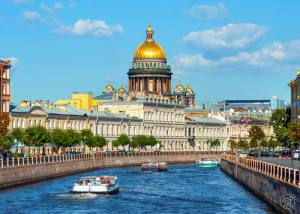 walking tour in saint saint petersburg