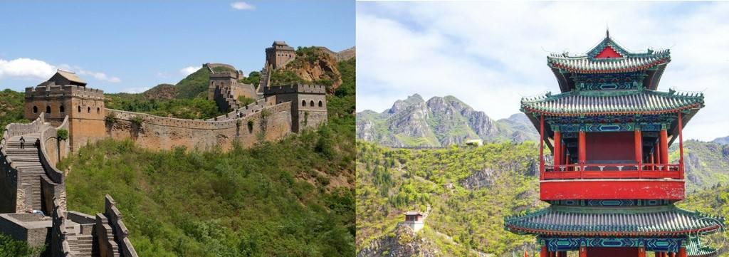 Visitar la Gran Muralla China con un chófer privado