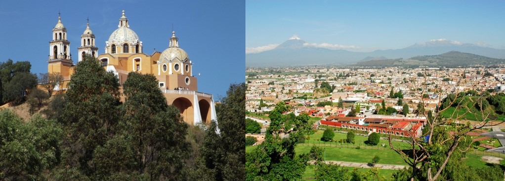 Visit Cholula, Mexico, with a private driver