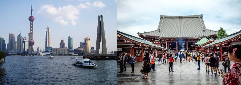 China Honeymoon tour to Shanghai and Beijing