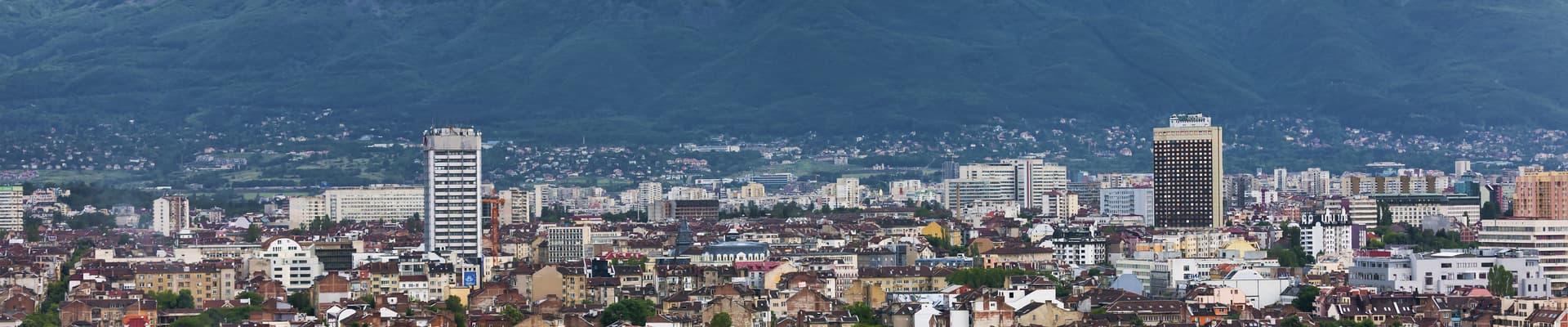 Walking Tour in Sofia