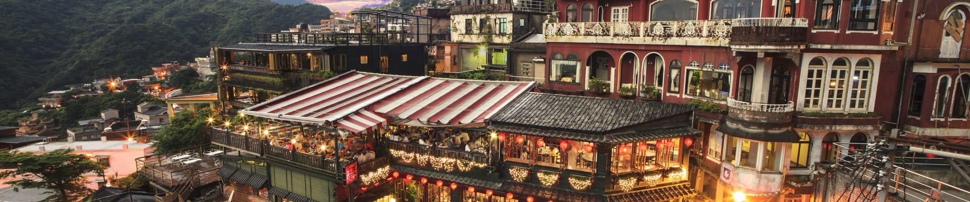 City Tour in Taipei