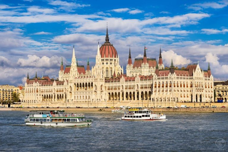 explora el centro de budapest