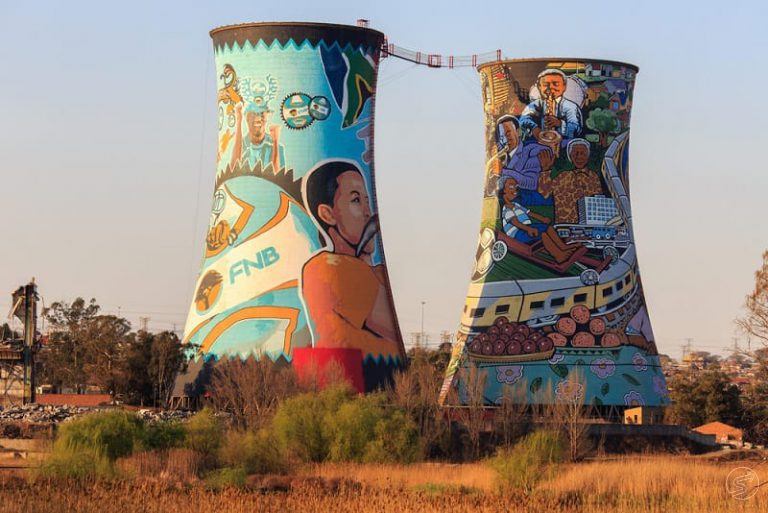 guided walking tour in johannesburg