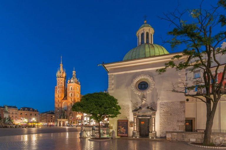 visite � pied des cracovie