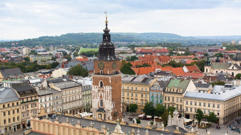 tour a pie por cracovia