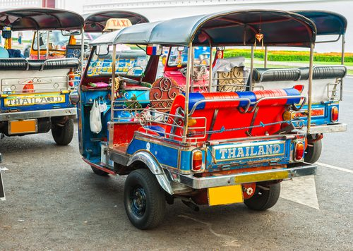 tour gastron�mico y cultural bangkok
