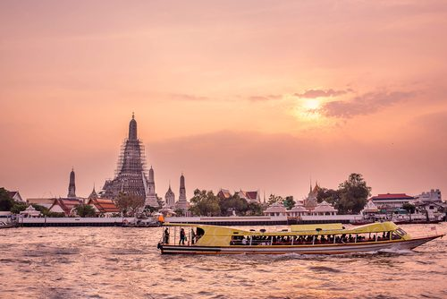 bangkok private tour over bangkok