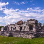 cancun: plage de tulum mexico