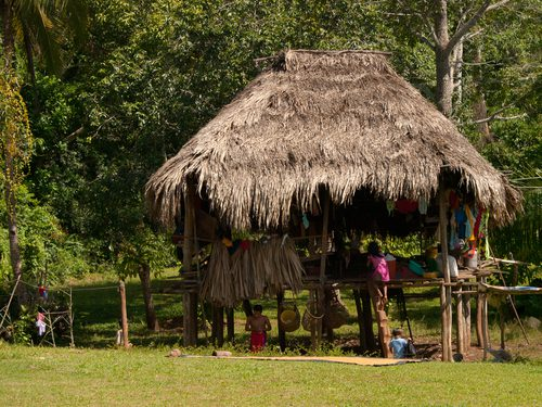 embera indigenous village tour panama city