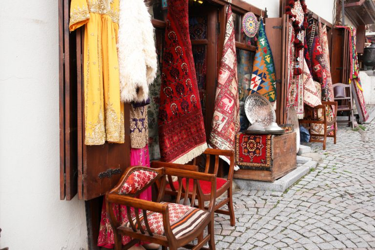 half-day shopping walking tour ankara
