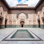 tour a pie por marrakech
