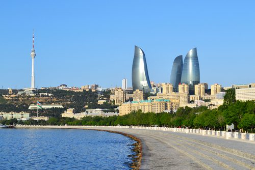 half-day baku sightseeing tour baku