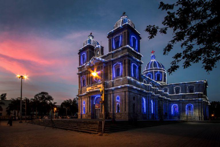 recorrido nocturno por bangalore bangalore