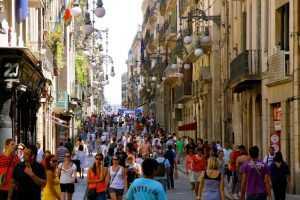shopping tour a barcellona barcellona