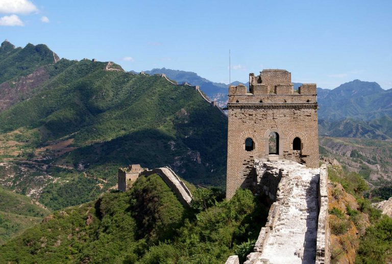 great wall hiking tour beijing