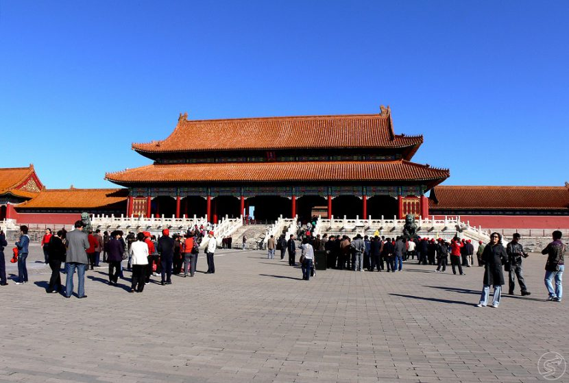 experience a one-day customized beijing