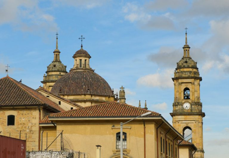 bogot�: tour religioso por bogot�