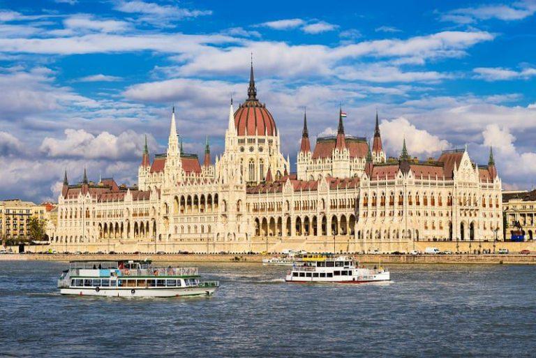 explorez le centre historique budapest