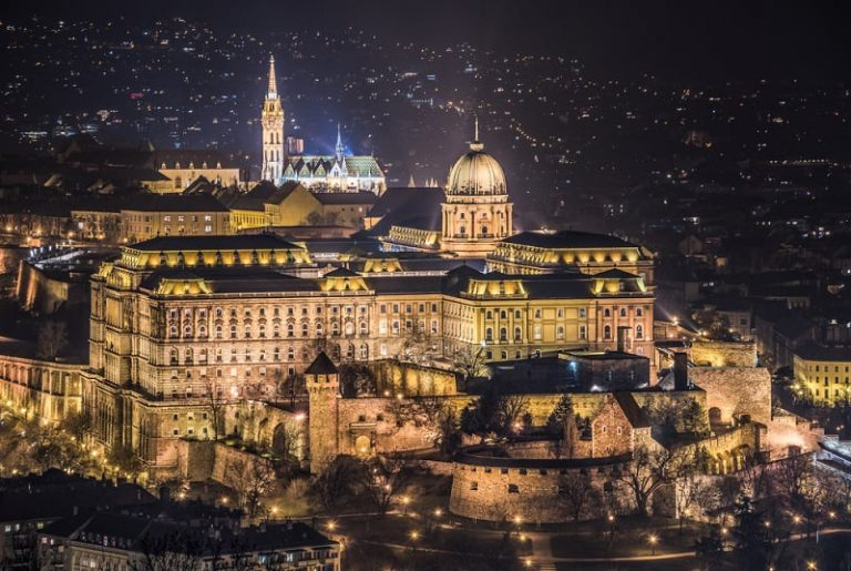 visite guid�e � pied budapest