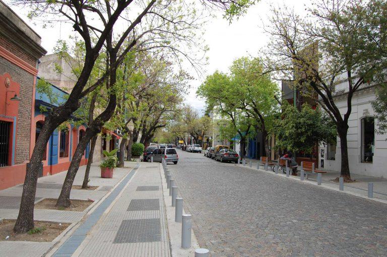 affluent northern neighbourhoods of buenos aires