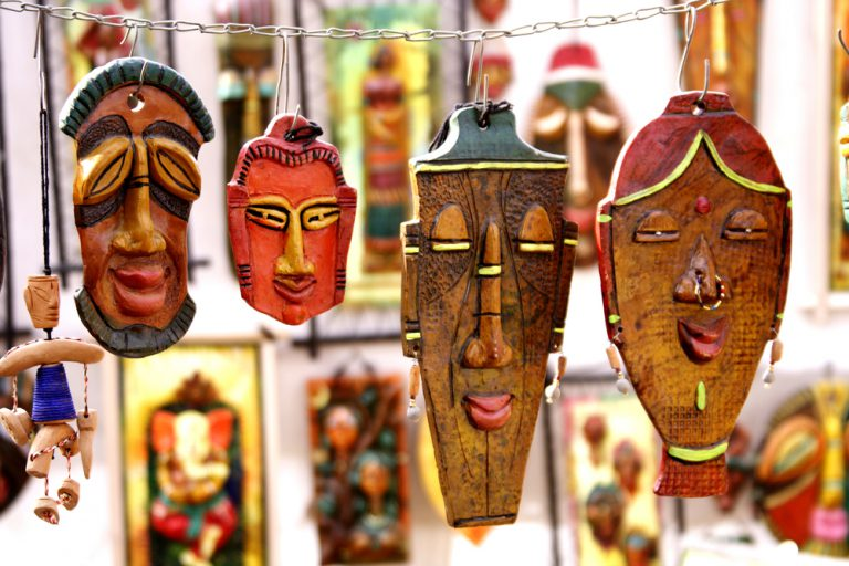 tanzanian art tour in dar es salaam