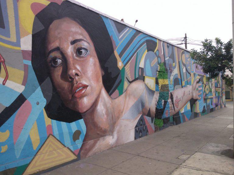 lima: street culture tour lima