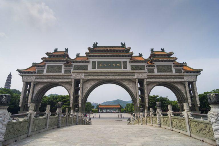 recorrido cultural en foshan guangzhou