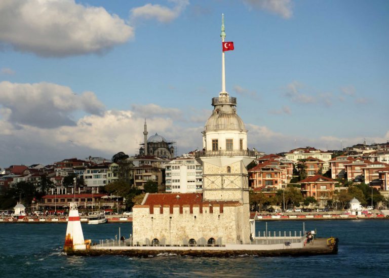 walking tour on asian istanbul