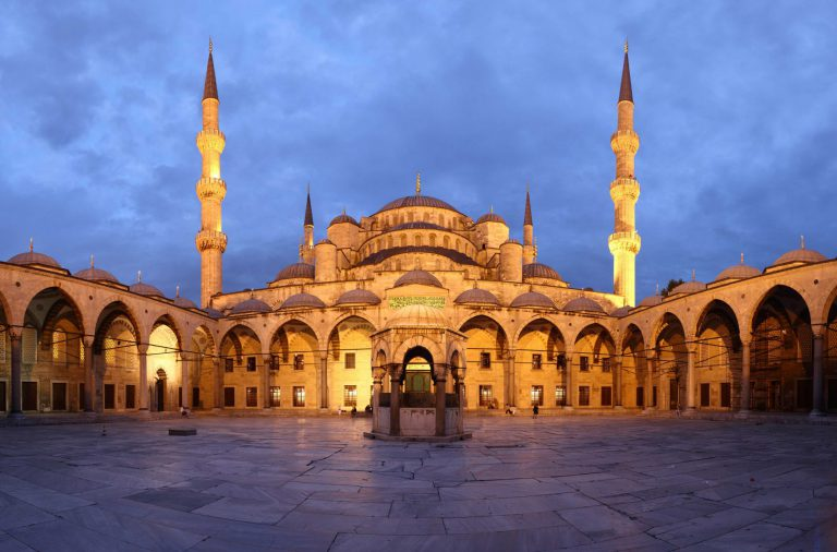 tour a pie por estambul