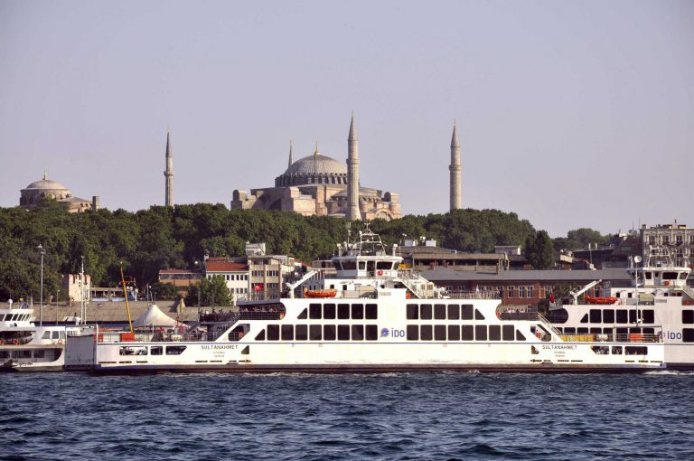 tour a pie en estambul