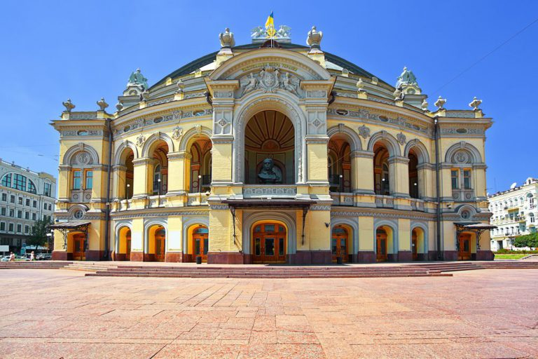 private guided walking tour kiev