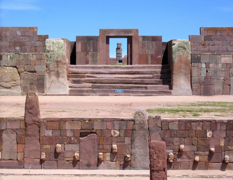 archaeological tour to tiwanaku la paz