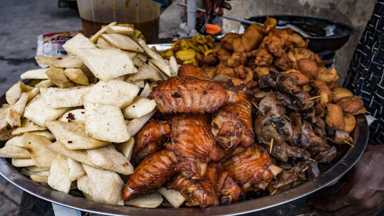 private guided food tour lagos