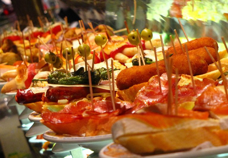 gastronomic private tour in madrid