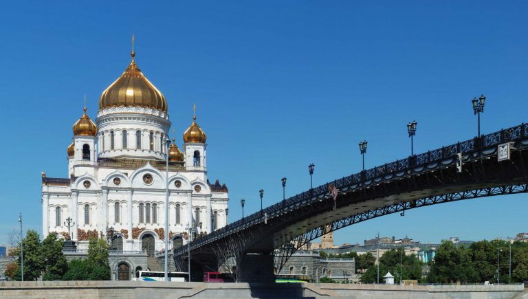 explore the cathedral of moscow