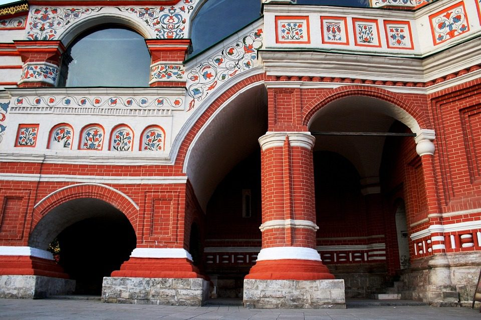 Exclusive tour on the famous Red Square in Moscow