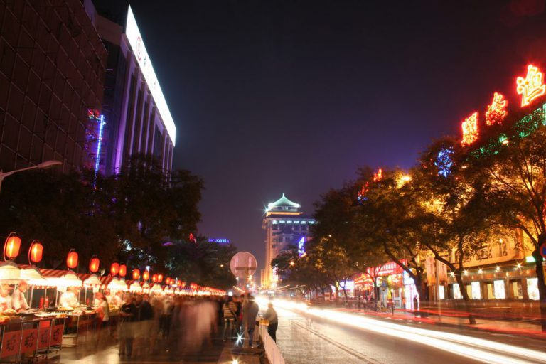 beijing-at-night