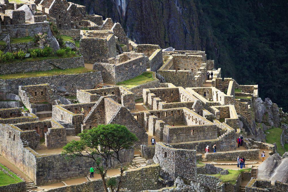 Machu Picchu One-Day trip from Cusco