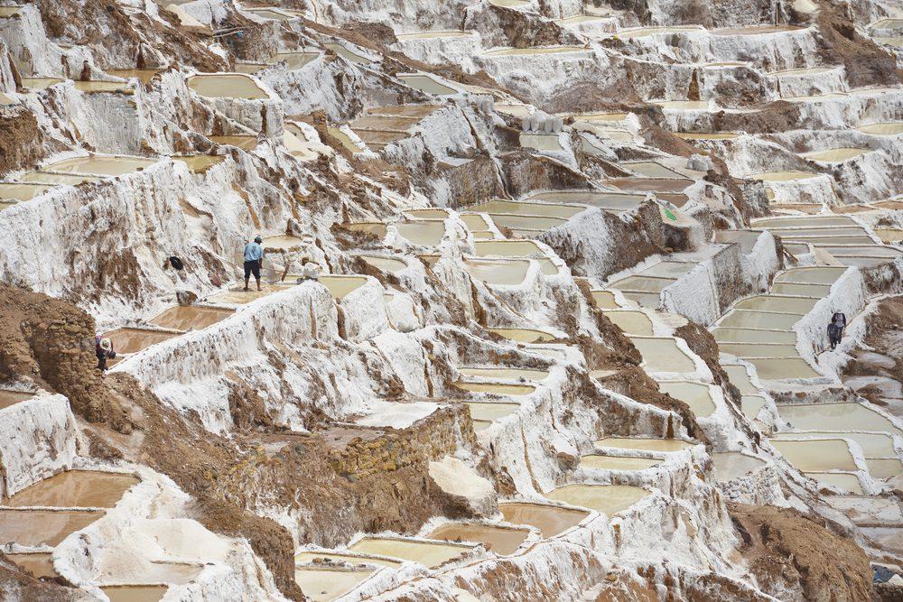Moray Ruins and Maras Salt Mines Half-Day Tour
