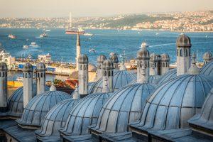 tour a piedi per istanbul