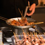 pomeriggio gastronomico en la shanghai