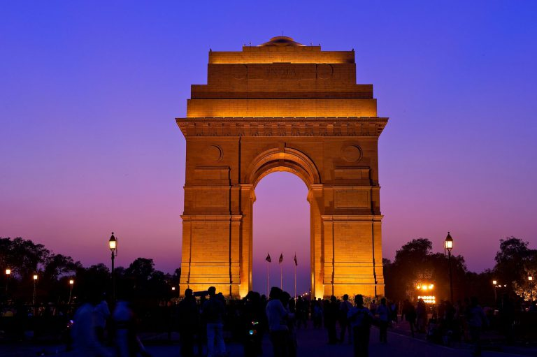 excursion nocturne � new new delhi