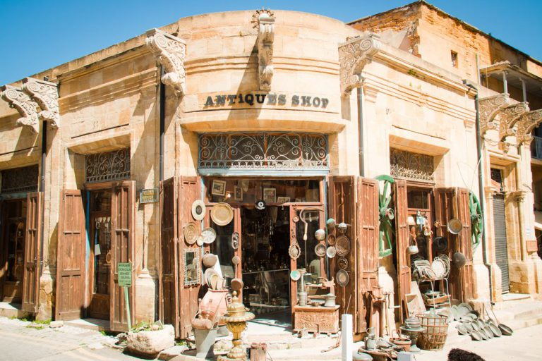 shopping tour in nicosia: nicosia