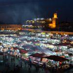 tour a pie: conoce marrakech