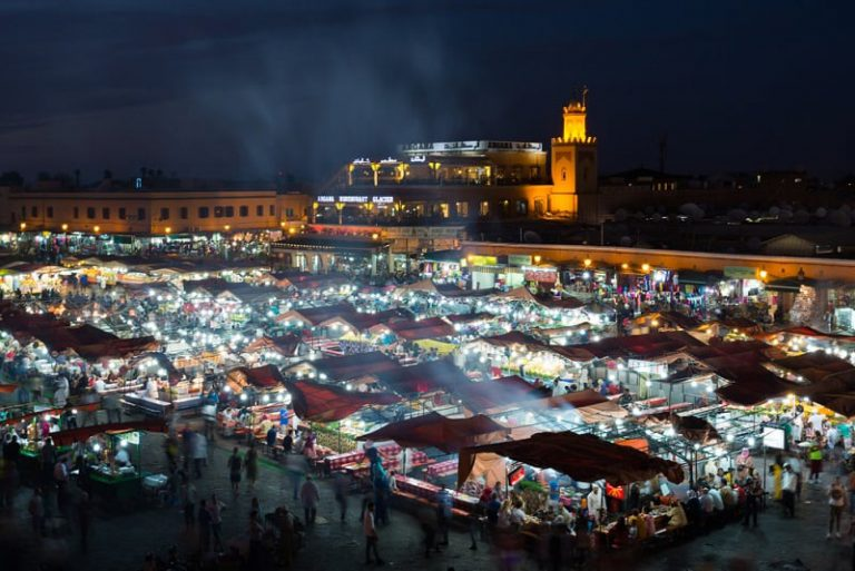 tour a pie: conoce casablanca