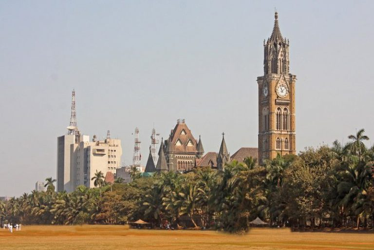 tour a pie en bombay