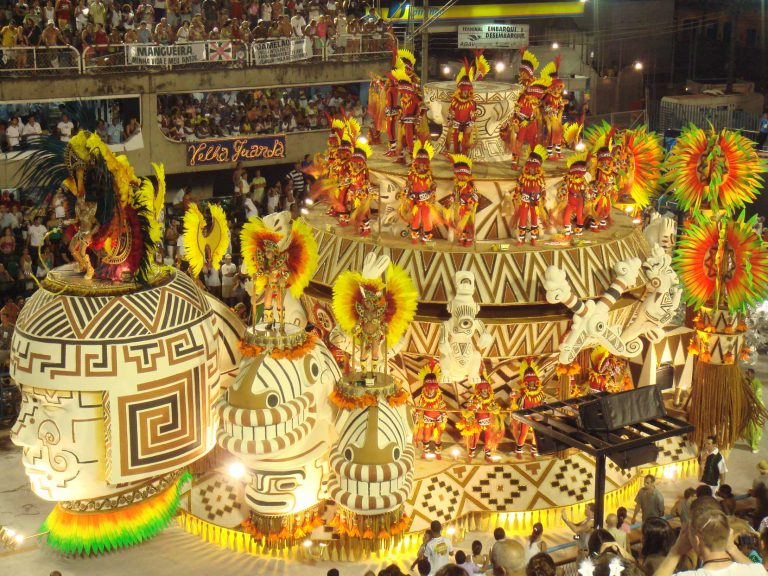 magica notte di samba rio de janeiro