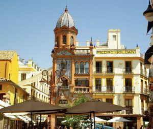 excursion � pied � seville
