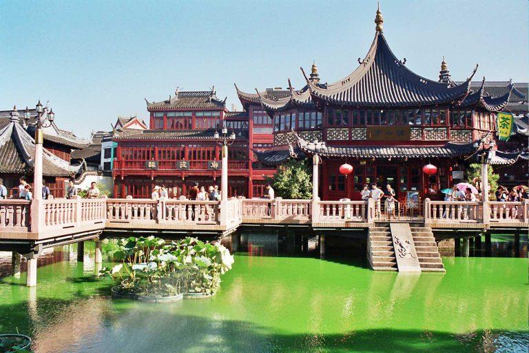 tour a piedi per shanghai